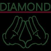 diamond hand
