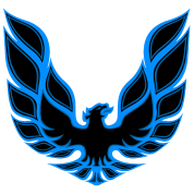 Blue Firebird