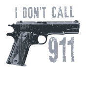 I don't call 911