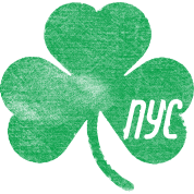 NYC Shamrock Clothing Apparel Shirts