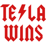 Tesla Wins