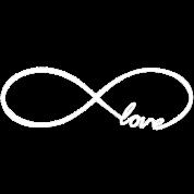 Infinity Love Design