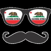 Mr Mustache California