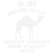 Vintage Hump Day Camel Guess What Day It Is
