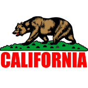 California The Golden State Republic
