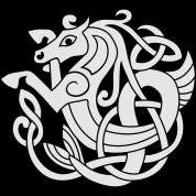 Сeltic horse