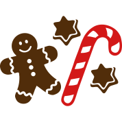 Lebkuchen Gingerbread man