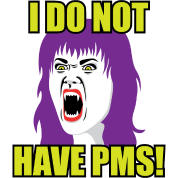 Gladditudes I do not have PMS