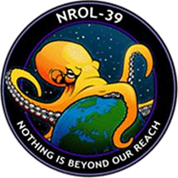 NROL-39 Nothing is Beyond Our Reach NRO Octopus