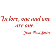 Jean-Paul Sartre on Love