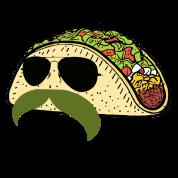 mustache_taco