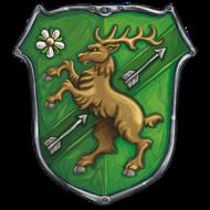 Wappen Grün