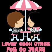 30th Anniversary Couple