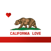 California Love State Flag