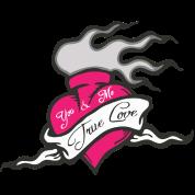 heart true love tattoo