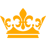 crown king queen princess gold 1c crown king queen princess gold 1c    Gold Princess Crown