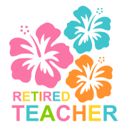 Hibiscus Retired Teacher