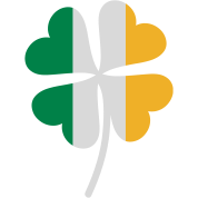Shamrock Irish Flag