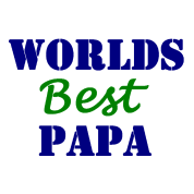 World's Best Papa.
