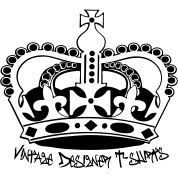 vintage graffiti logo