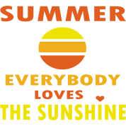 Summer - Everybody Loves The Sunshine
