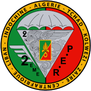 2nd EME - French Foreign Legion