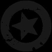 Grunge Star Circle