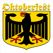 Oktoberfest German Coat of Arms