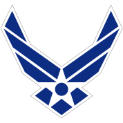 Air Force Insignia - Blue