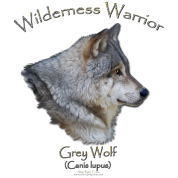 Wilderness Warrior Wolf