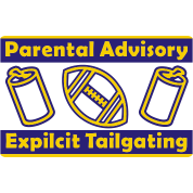Parental Advisory Expilcit Tailgating