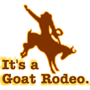 It's a Goat Rodeo