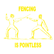 Fencing Is Pointless