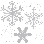 Winter SNOWFLAKES Design