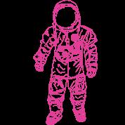 moon man Pink