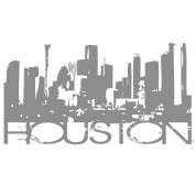Houston Texas T-shirt Design
