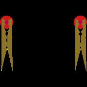 Nipple Pins