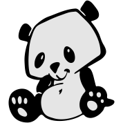 Cutie Pie Panda