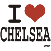 i love Chelsea by wam