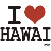 i love hawai by wam