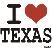 i love texas by wam