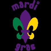 Mardi Gras Fleur-de-lis