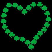 Shamrock Heart, Asymmetrical