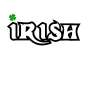 Irish Clover font design