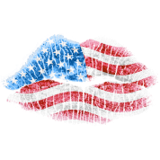 Patriotic Smooch