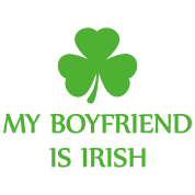 my boyfriend is irish