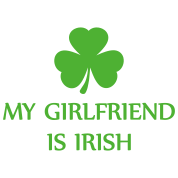 my girlfriend is irish