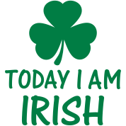 today i am irish