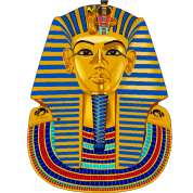 Large King Tut Mask