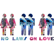 NO LAWS ON LOVE